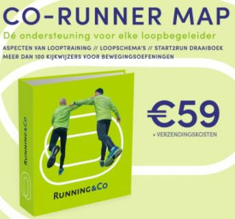 Co-Runner map