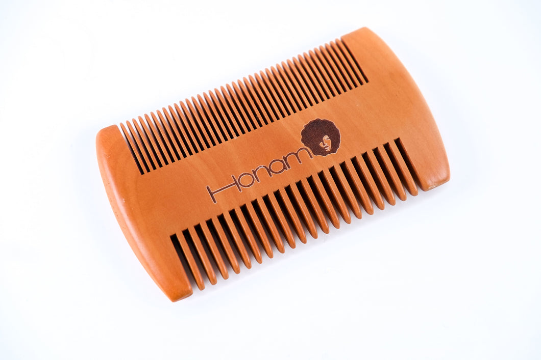 beard comb for black hair