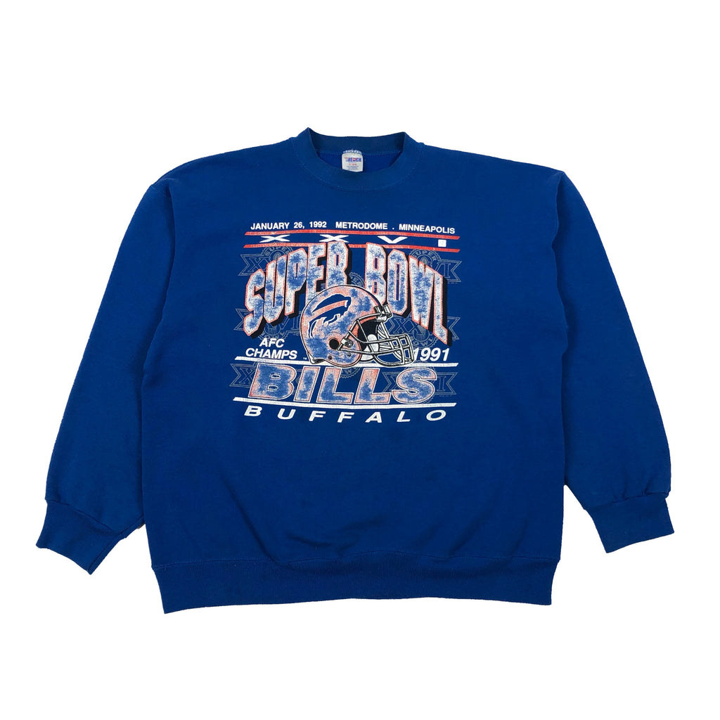 1991 Buffalo Bills Sweatshirt