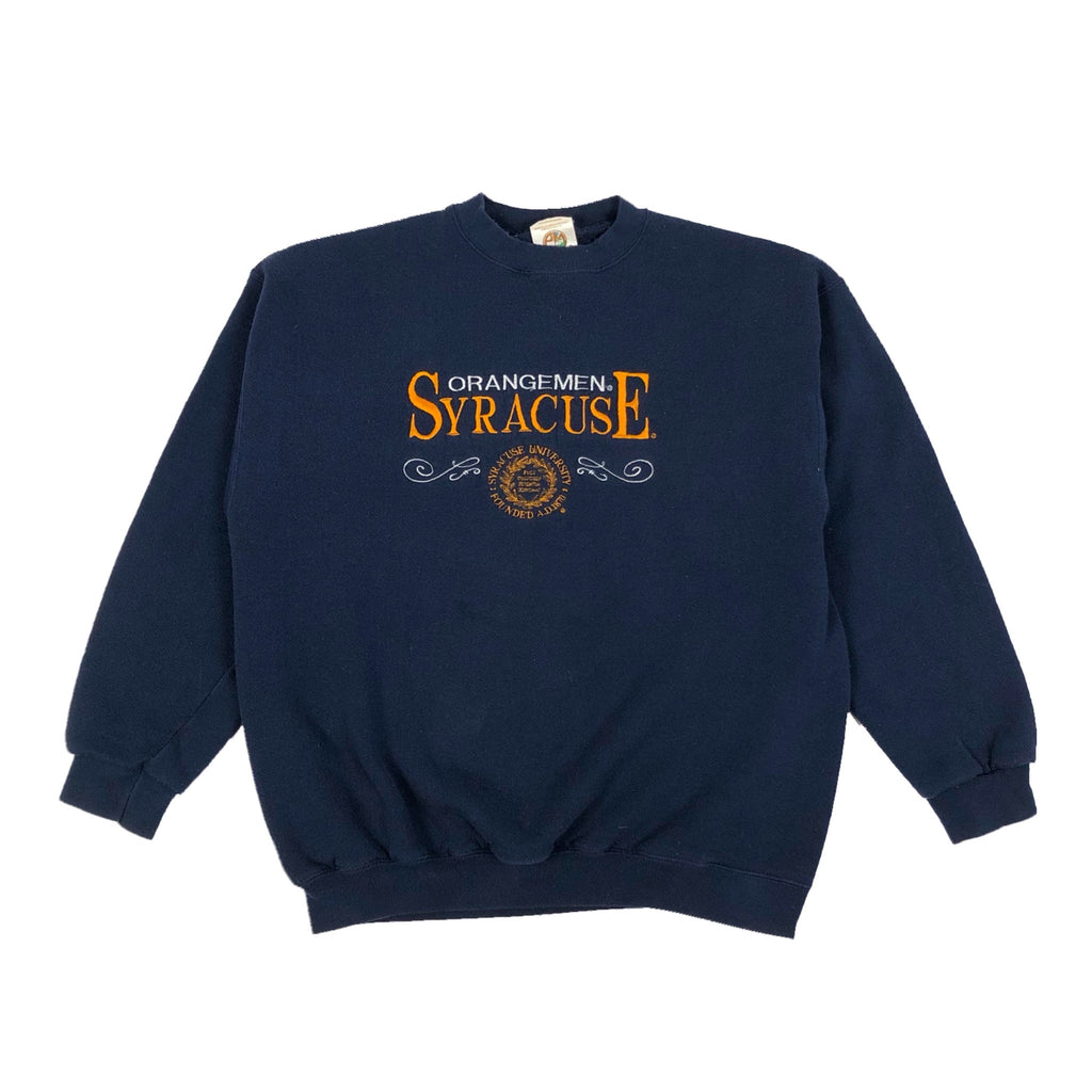 90's Syracuse University Sweatshirt