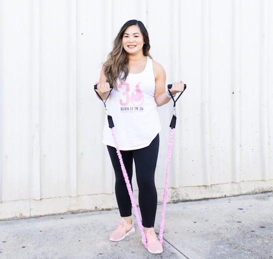 GG Resistance Bands (11 in 1 Set)