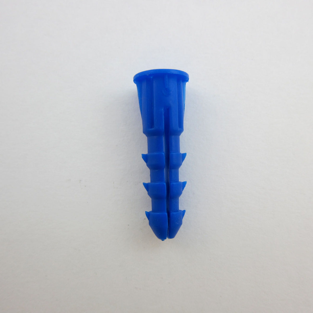 #14-16 Plastic Anchor - Blue - Security Screw Anchor