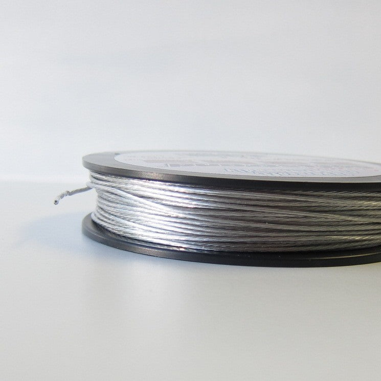 No. 4 Vinyl Coated Stainless Wire Small 145ft