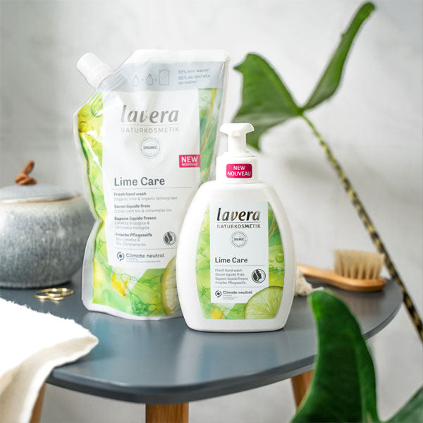 Lavera Lime Care Fresh Hand Wash
