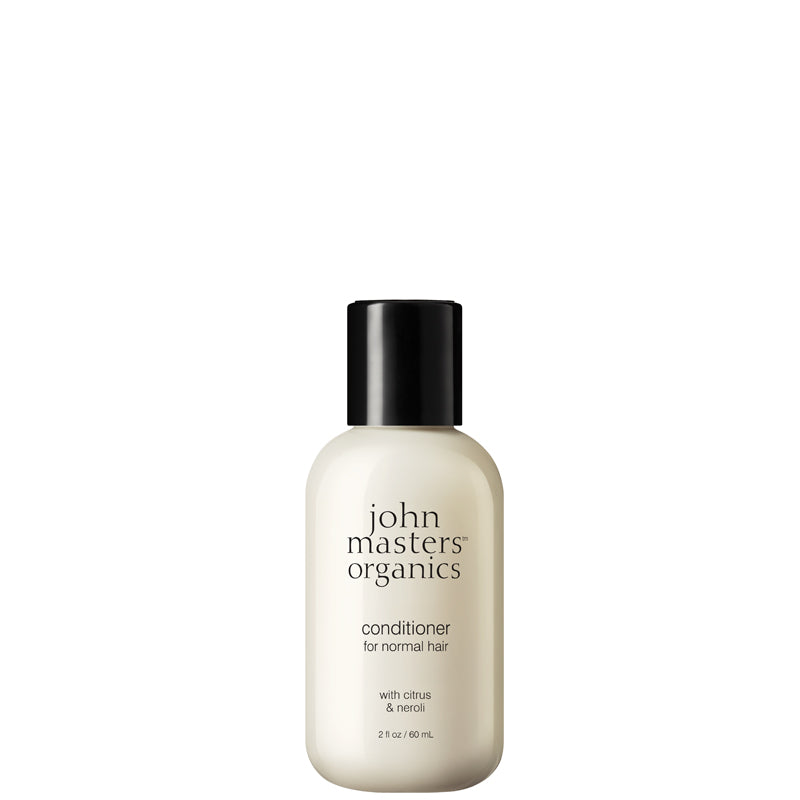 John Masters Organics Conditioner for Normal Hair with Citrus & Neroli Travel Size 60ml