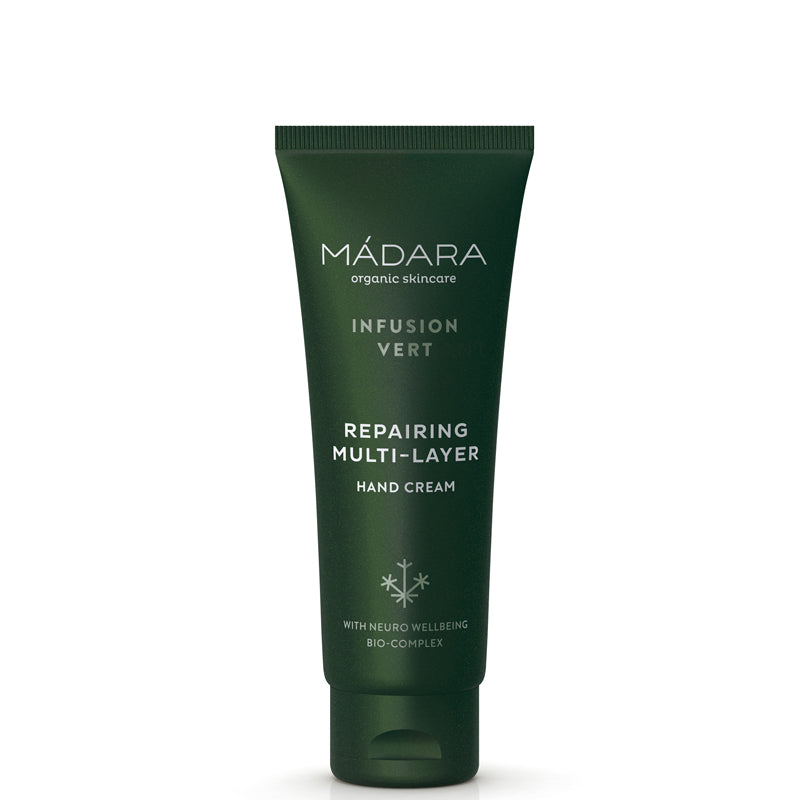 Madara Infusion Vert Repairing Multi Layer Hand Cream