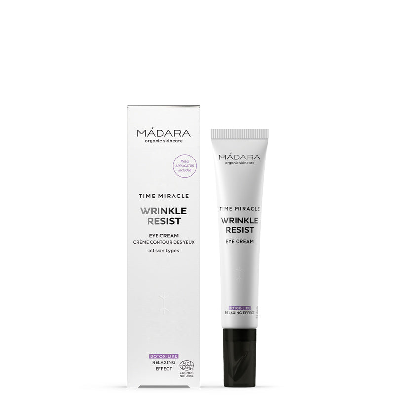Madara Time Miracle Wrinkle Resist Eye Cream