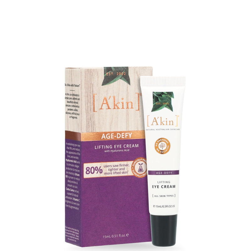 A'kin Age-Defy Lifting Eye Cream
