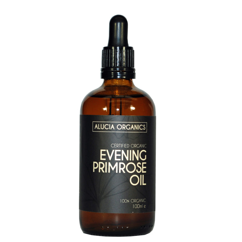 Alucia Organics Certified Organic Evening Primrose Oil
