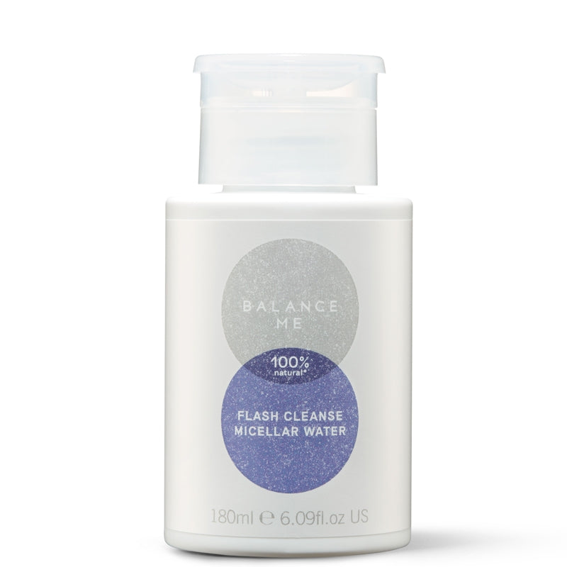 Balance Me Flash Cleanse Micellar Water
