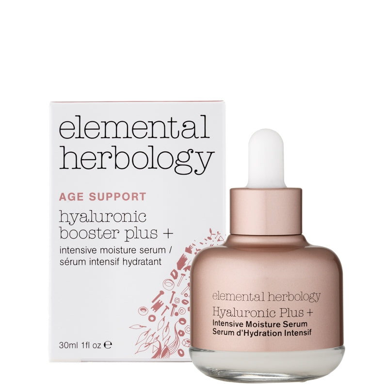 Elemental Herbology Age Support Hyaluronic Booster Plus Serum