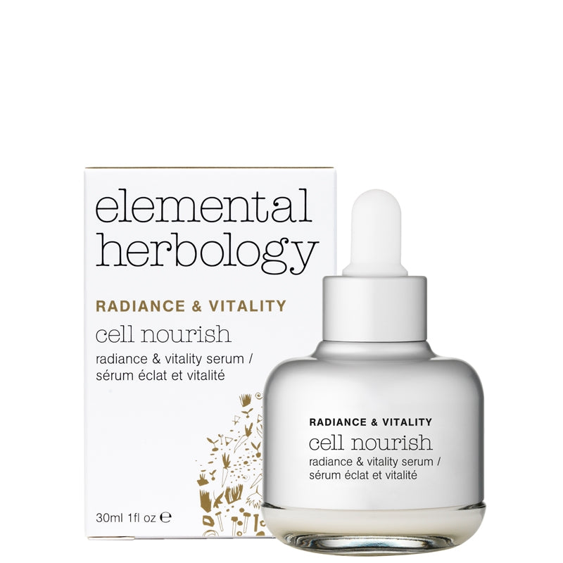 Elemental Herbology Radiance and Vitality Cell Nourish Serum