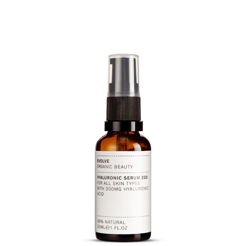 Evolve Organic Beauty Hyaluronic Serum 200
