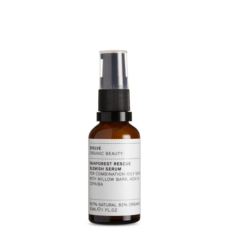 Evolve Organic Beauty Rainforest Rescue Blemish Serum