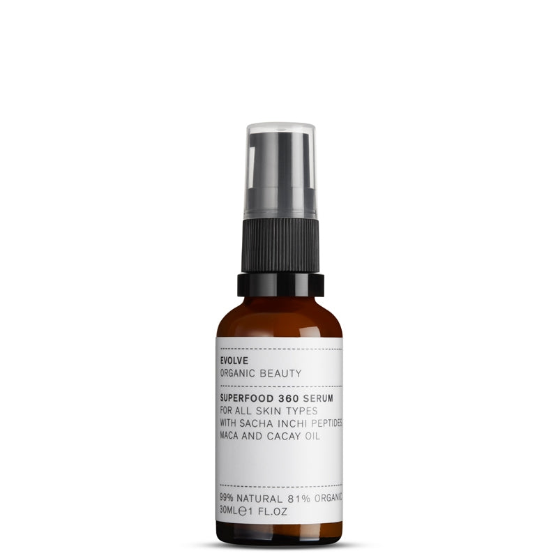 Evolve Organic Beauty Superfood 360 Serum