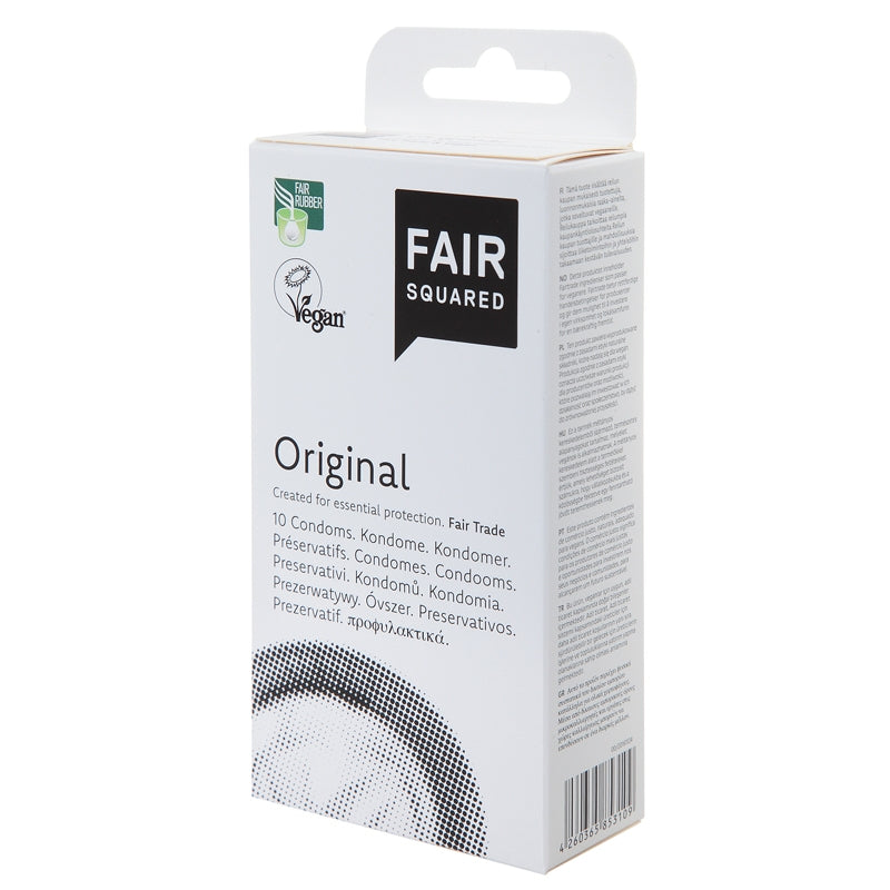 Fair Squared Condoms Original