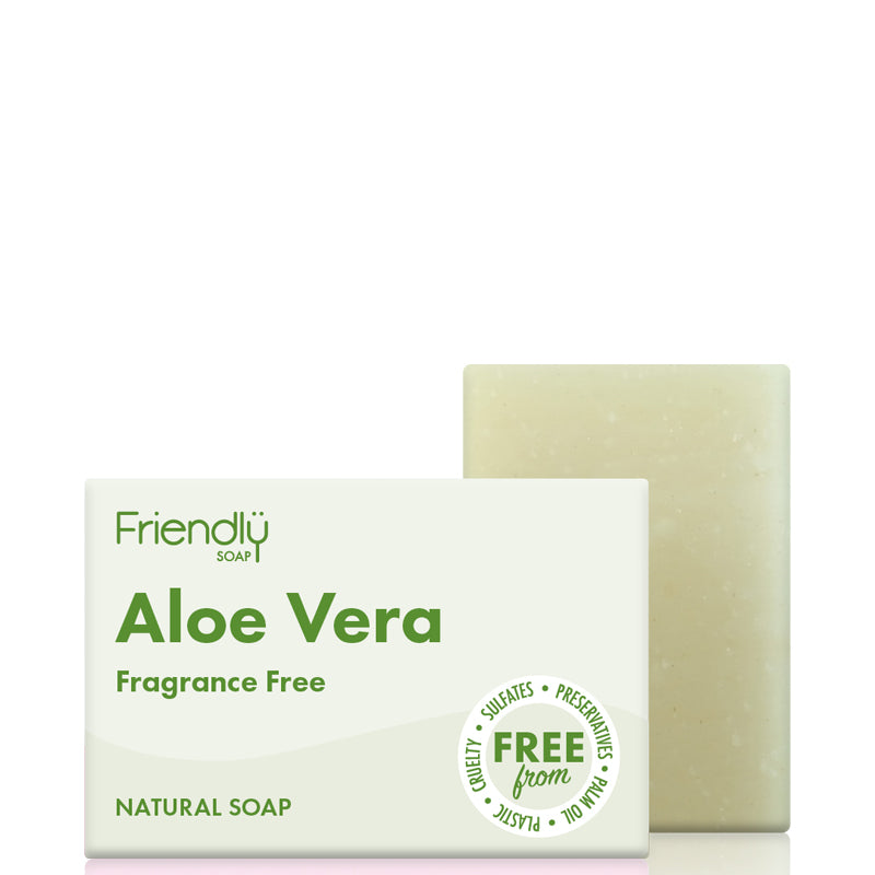 Friendly Soap Aloe Vera Soap Bar