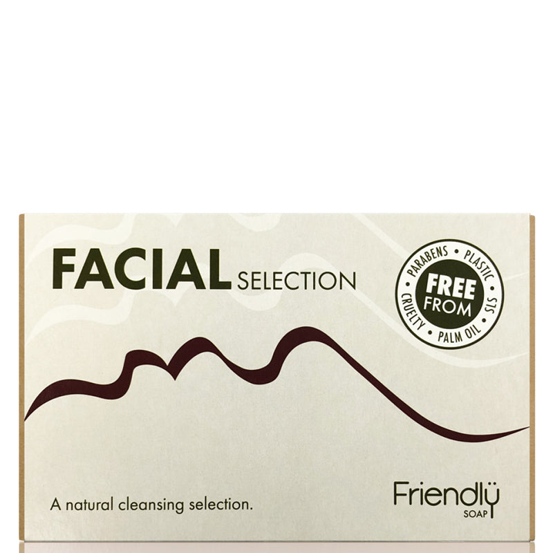 Friendly Soap Facial Selection