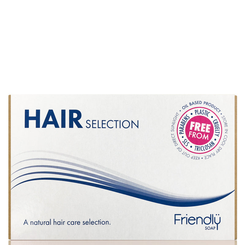 Friendly Soap Hair Selection