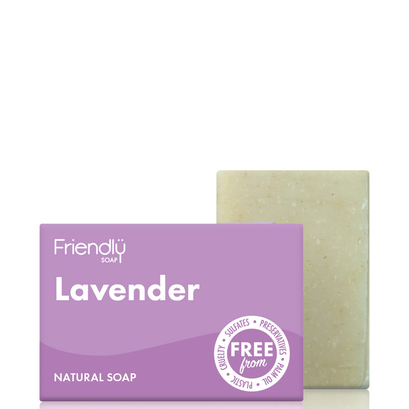 Friendly Soap Lavender Soap Bar