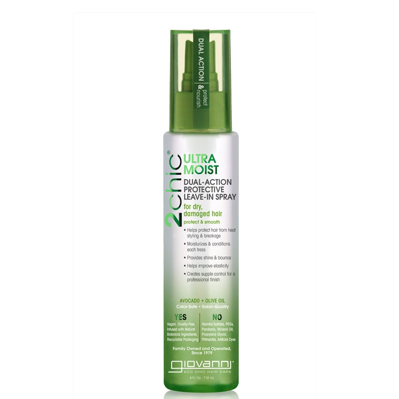 Giovanni 2chic Ultra-Moist Dual Action Protective Leave-In Spray