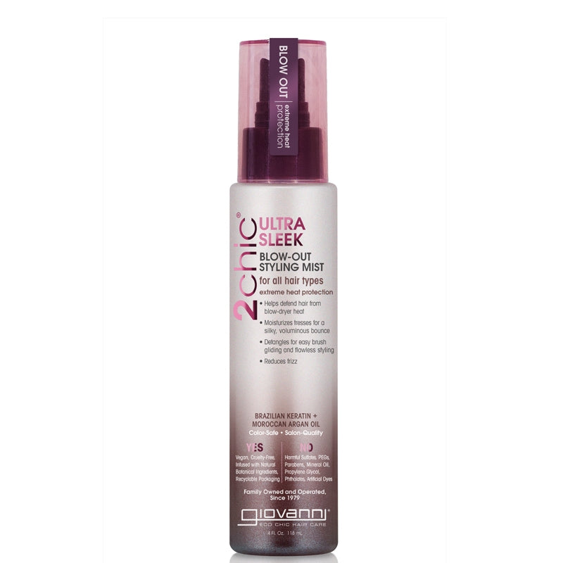 Giovanni 2chic Ultra-Sleek Blow Out Styling Mist