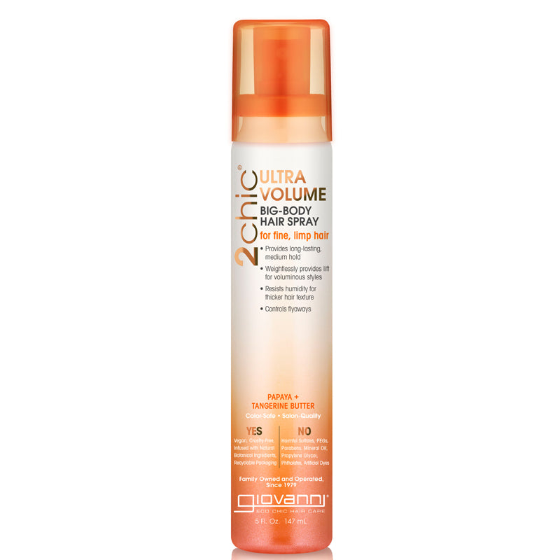 Giovanni 2chic Ultra-Volume Big Body Hair Spray