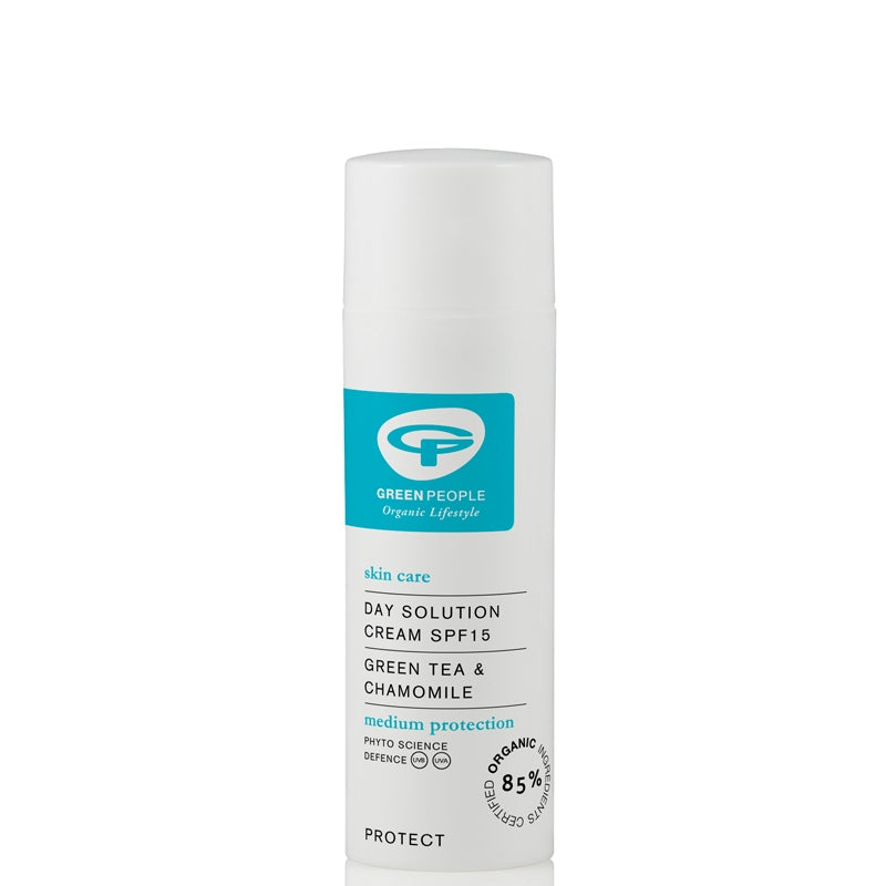 Green People Day Solution Cream SPF15