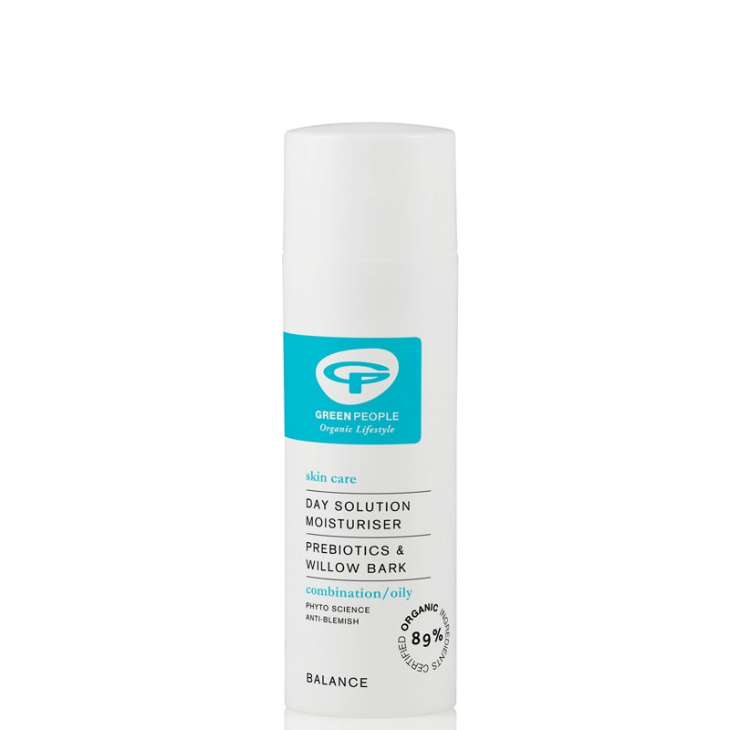Green People Day Solution Moisturiser