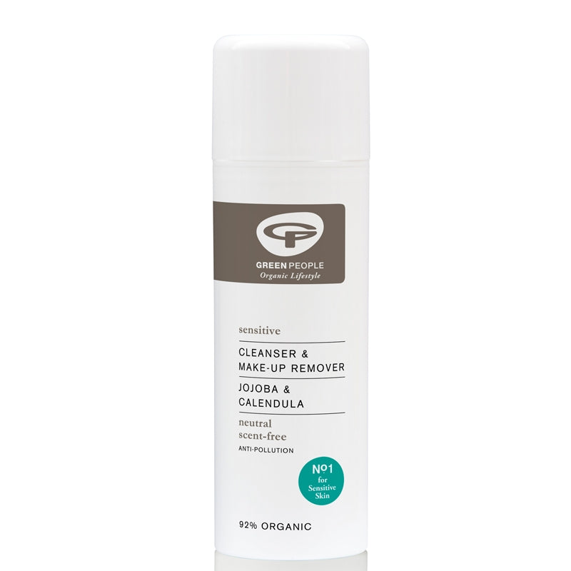 Green People Neutral Cleanser & Make-up Remover