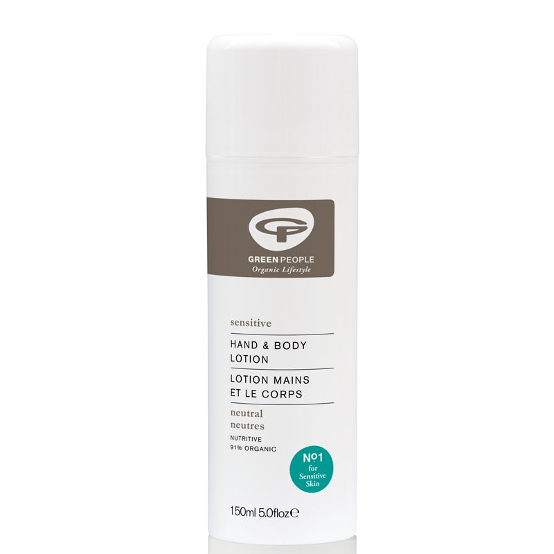 Green People Neutral Hand & Body Lotion
