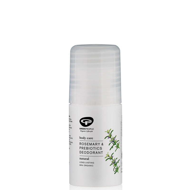 Green People Natural Rosemary Roll On Deodorant