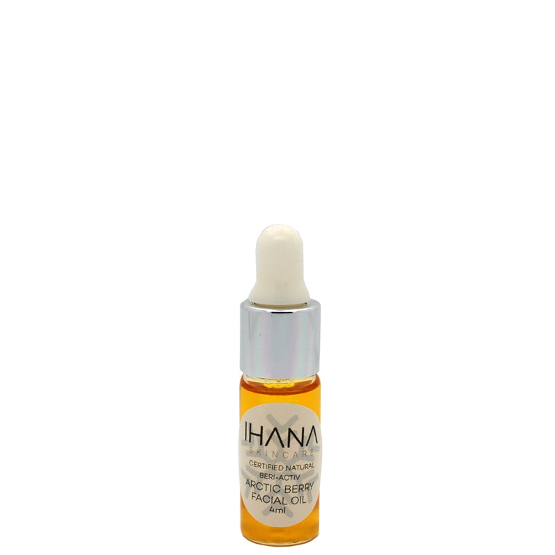 Ihana Skincare Arctic Berry Anti-Ageing Facial Oil Trial Size
