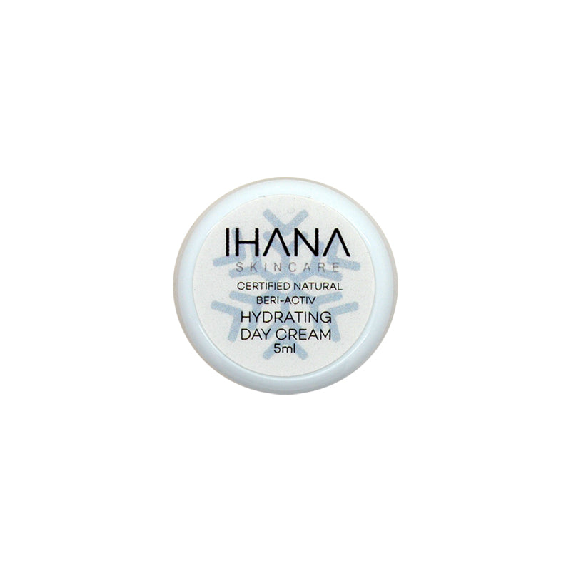 Ihana Skincare Beri-Activ Hydrating Day Cream Trial Size