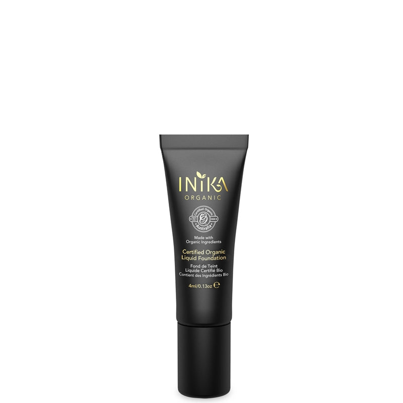 Inika Certified Organic Liquid Foundation Honey Sample