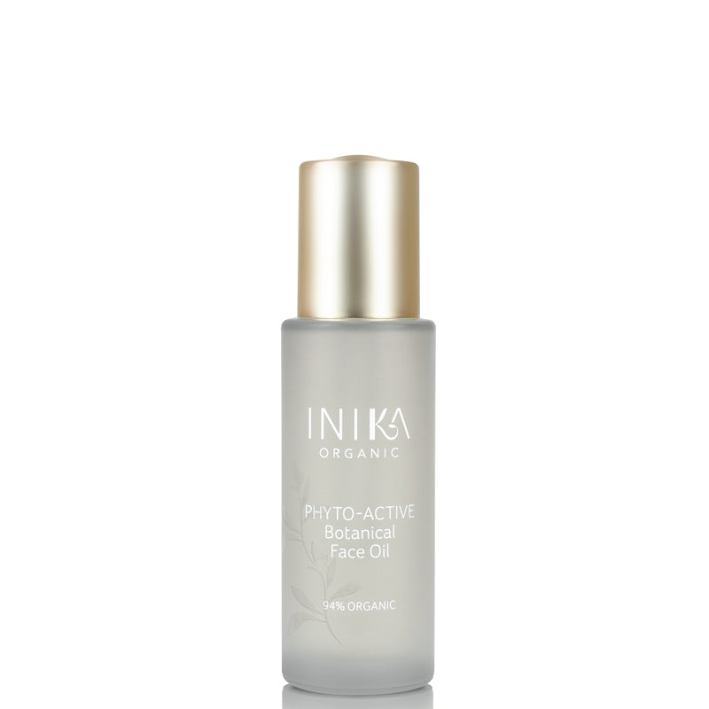 Inika Organic Phyto-Active Botanical Face Oil