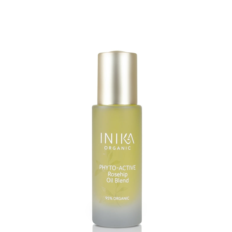Inika Organic Phyto-Active Rosehip Oil Blend