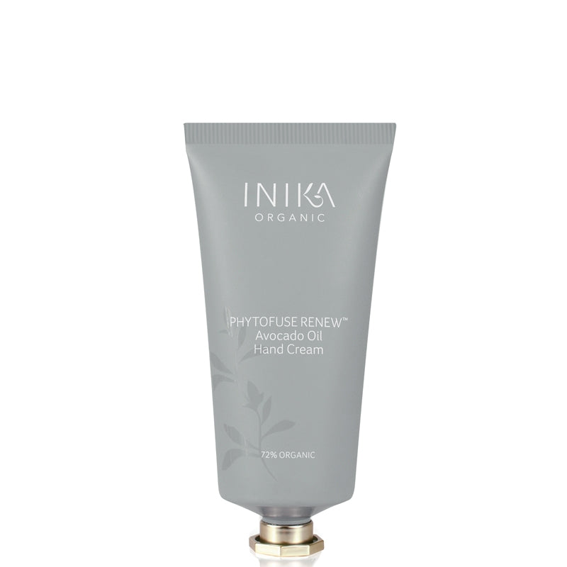 Inika Organic Phytofuse Renew Avocado Oil Hand Cream