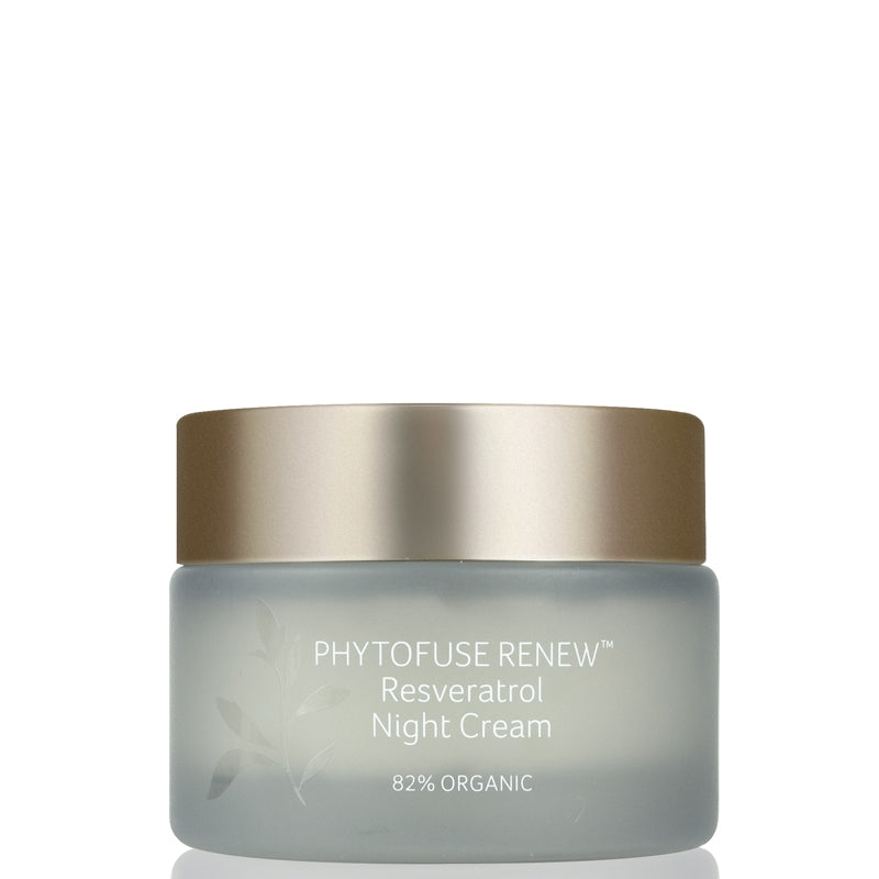 Inika Organic Phytofuse Renew Resveratrol Night Cream