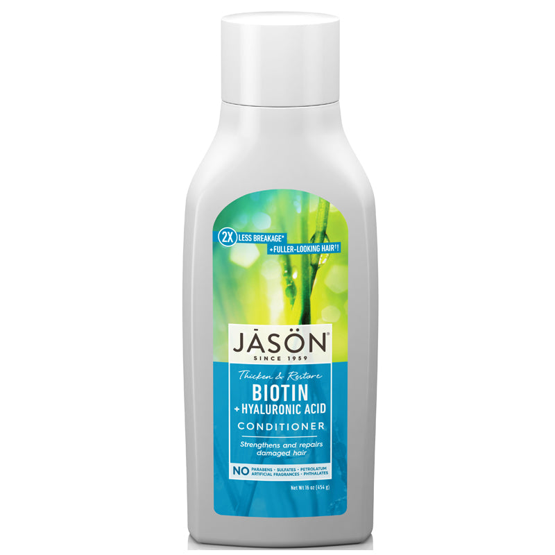 Jason Thicken & Restore Biotin Conditioner