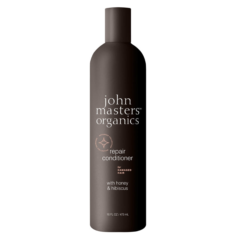 John Masters Organics Repair Conditioner for Damaged Hair with Honey & Hibiscus