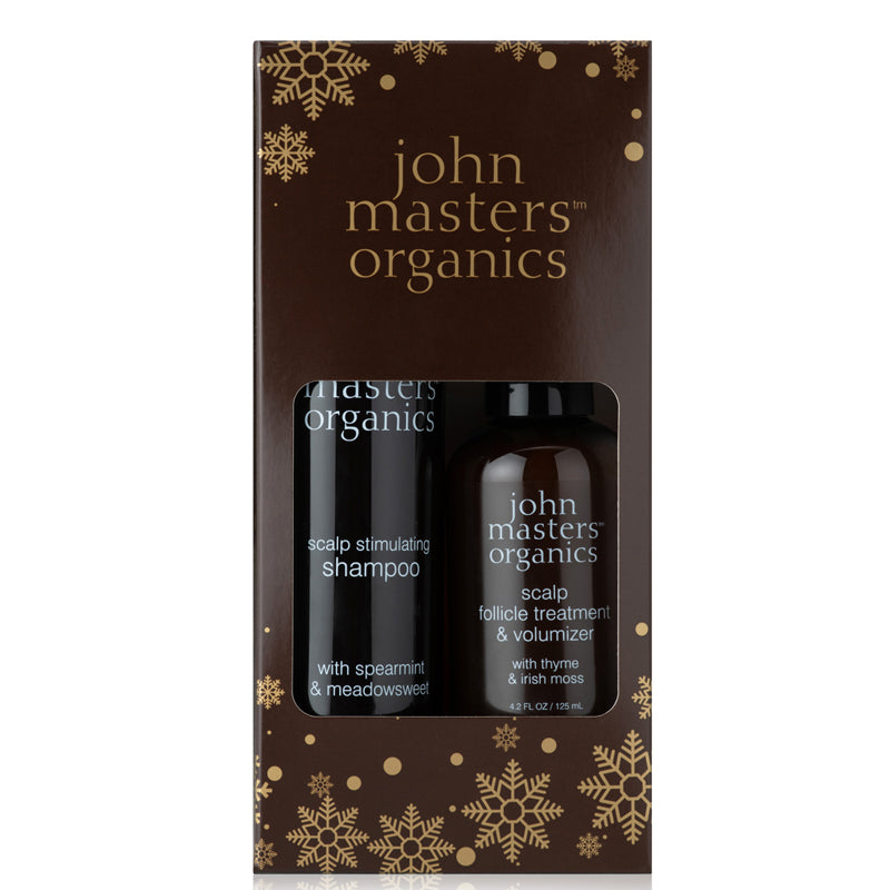 John Masters Organics Scalp Duo Collection