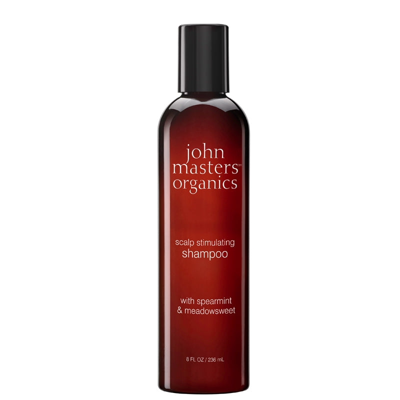 John Masters Organics Scalp Stimulating Shampoo with Spearmint & Meadowsweet
