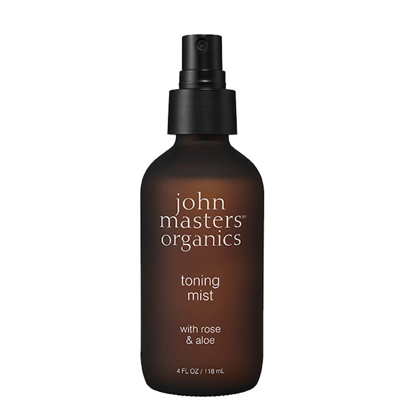John Masters Organics Toning Mist with Rose & Aloe