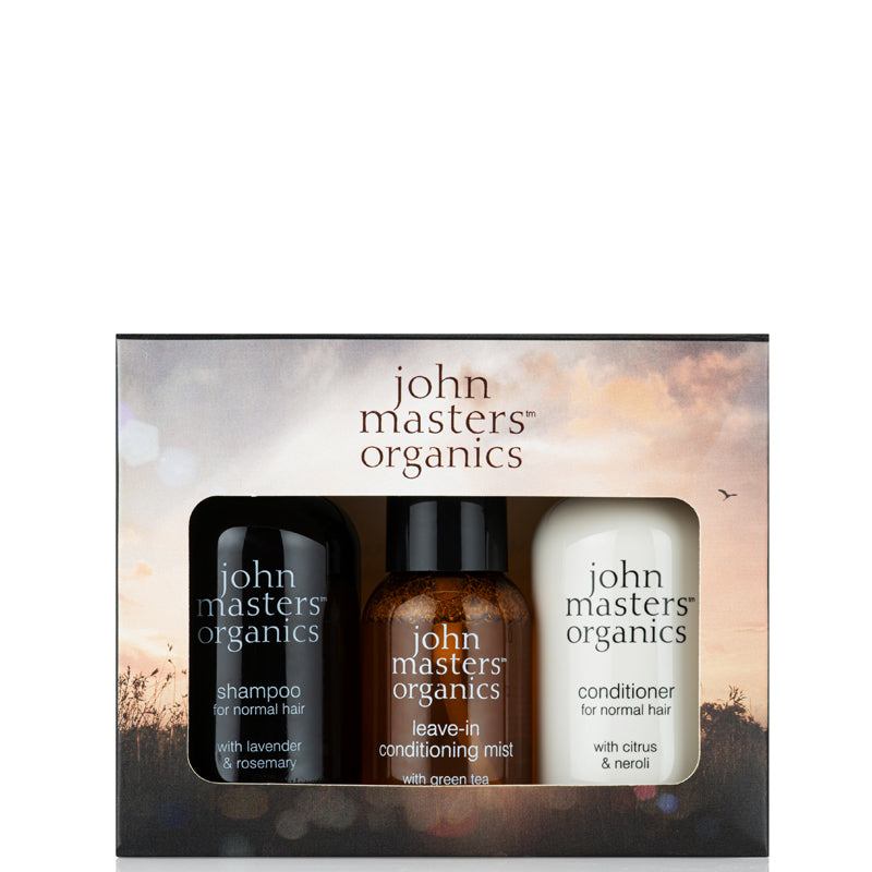 John Masters Organics Travel Collection