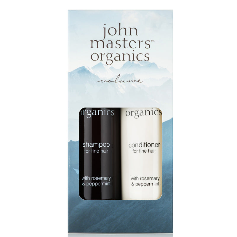 John Masters Organics Volume Collection