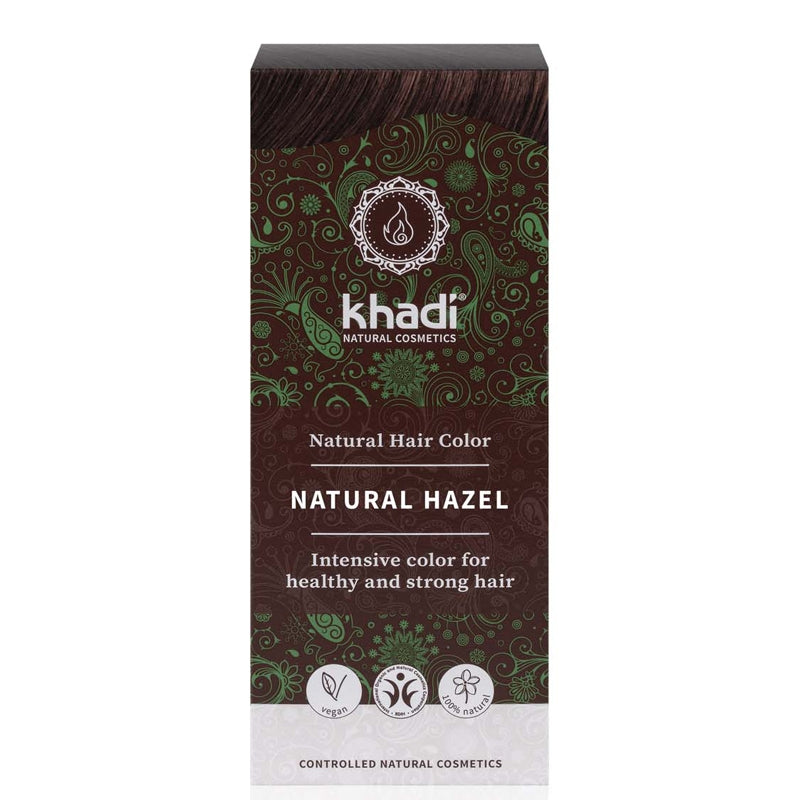 Khadi Natural Hair Colour Natural Hazel