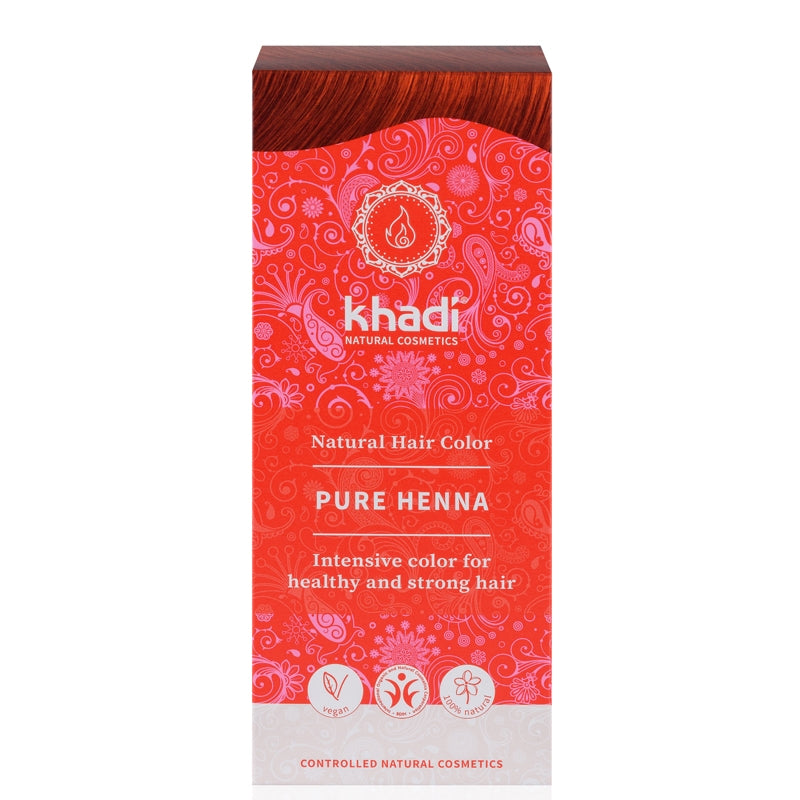 Khadi Natural Hair Colour Pure Henna