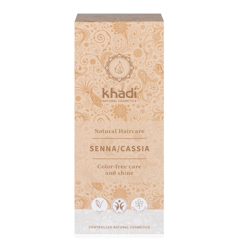 Khadi Natural Haircare Senna Cassia