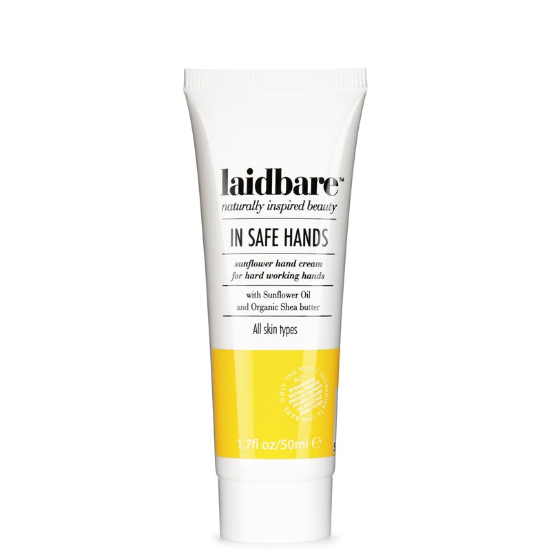 Laidbare In Safe Hands Sunflower Hand Cream